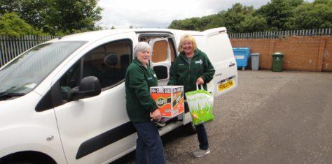 Falkirk Foodbank Helping Local People In Crisis